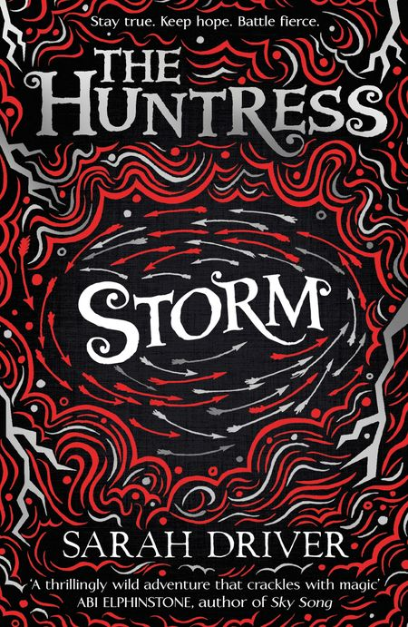 Storm (The Huntress Trilogy) - Sarah Driver