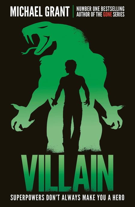 Villain (The Monster Series) - Michael Grant