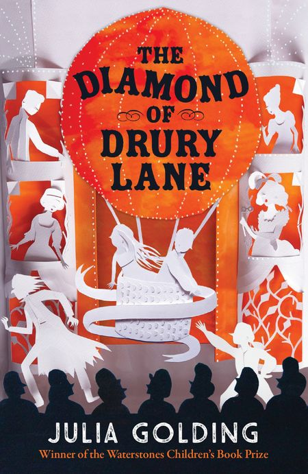 The Diamond of Drury Lane - Julia Golding