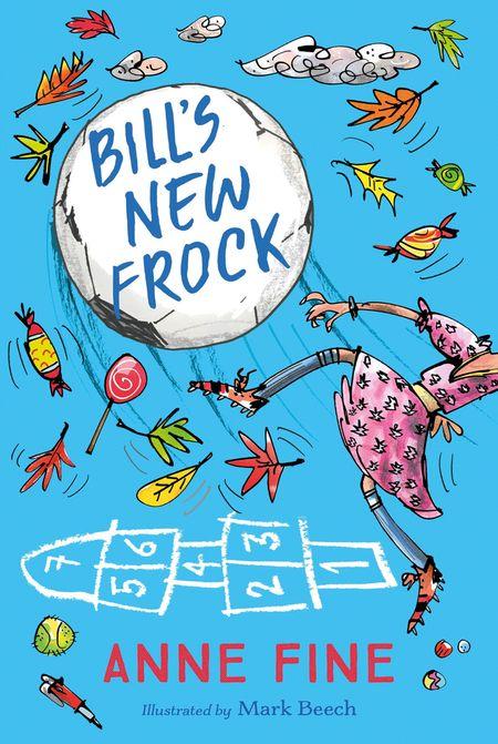 Bill's New Frock (Egmont Modern Classics) - Anne Fine
