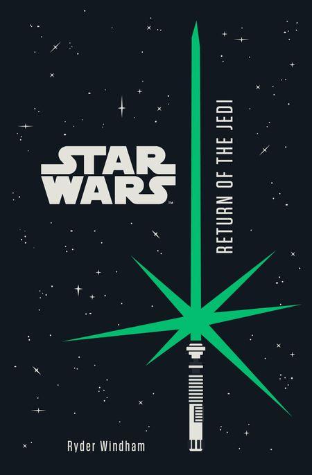 Star Wars: Return of the Jedi Junior Novel -