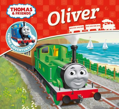 Thomas & Friends: Oliver (Thomas Engine Adventures) - Rev. W. Awdry