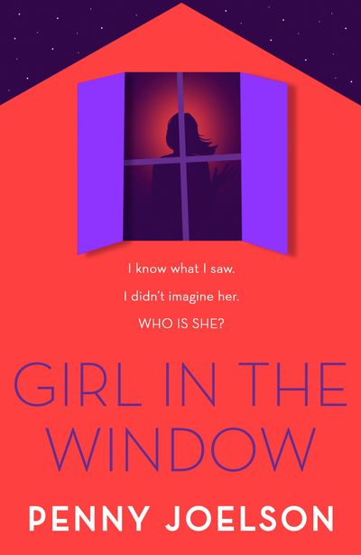 Girl in the Window - Penny Joelson