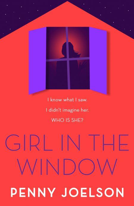 Girl in the Window - Penny Joelson