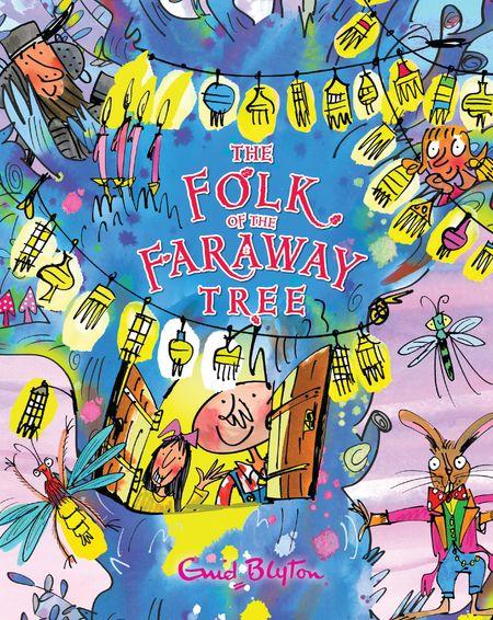 The Folk of the Faraway Tree Gift Edition (The Magic Faraway Tree) - Enid Blyton