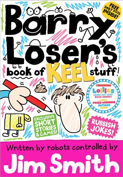 Barry Loser's book of keel stuff - Jim Smith