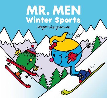 Mr. Men: Winter Sports - Adam Hargreaves