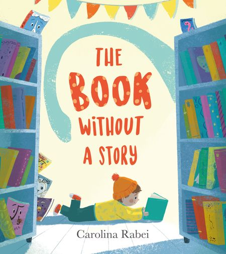 The Book Without a Story - Carolina Rabei