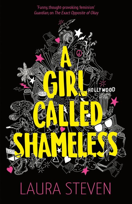 A Girl Called Shameless (Izzy O'Neill) - Laura Steven