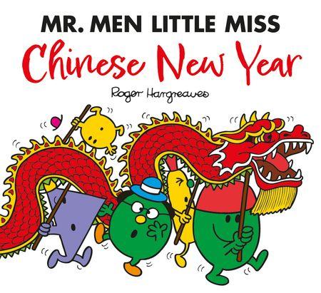 Mr. Men: Chinese New Year - Adam Hargreaves