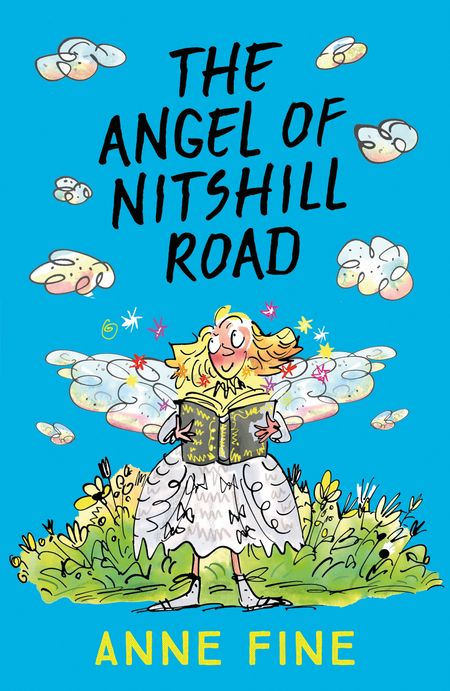 The Angel of Nitshill Road - Anne Fine