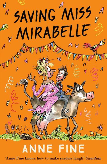 Saving Miss Mirabelle - Anne Fine