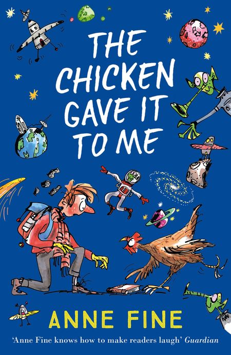 The Chicken Gave it to Me - Anne Fine