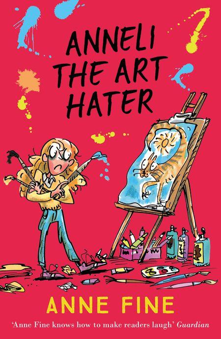Anneli the Art Hater - Anne Fine