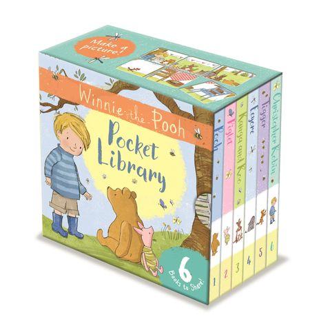 Winnie-the-Pooh Pocket Library - A. A. Milne