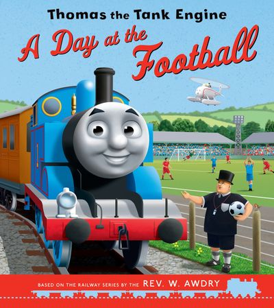 Thomas the Tank Engine: A Day at the Football -