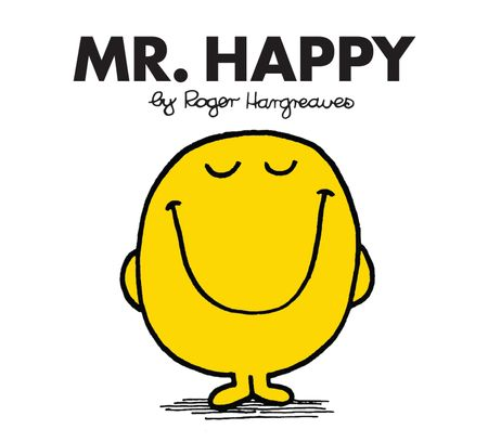 Mr. Happy (Mr. Men Classic Library) - Roger Hargreaves