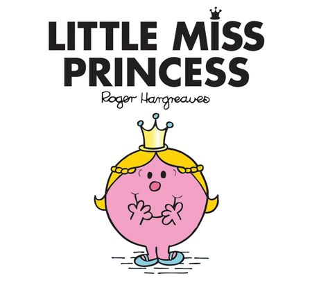 Little Miss Princess (Little Miss Classic Library) - Adam Hargreaves