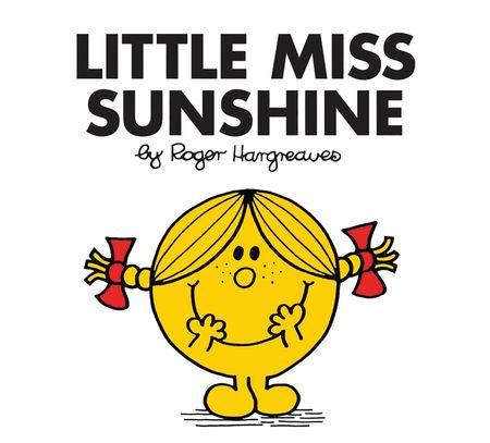 Little Miss Sunshine (Little Miss Classic Library) - Roger Hargreaves
