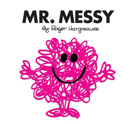 Mr. Messy (Mr. Men Classic Library) - Roger Hargreaves