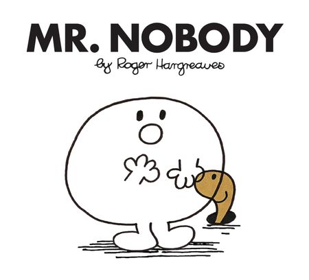 Mr. Nobody (Mr. Men Classic Library) - Roger Hargreaves