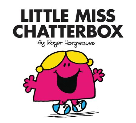 Little Miss Chatterbox (Little Miss Classic Library) - Roger Hargreaves