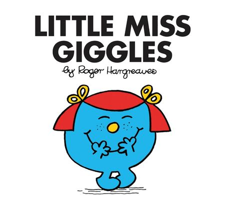 Little Miss Giggles (Little Miss Classic Library) - Roger Hargreaves