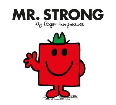 Mr. Strong (Mr. Men Classic Library) - Roger Hargreaves