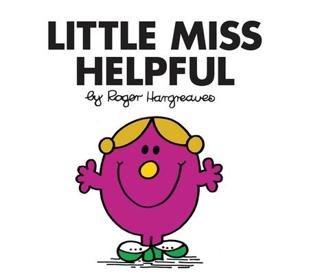 Little Miss Helpful (Little Miss Classic Library) - Roger Hargreaves