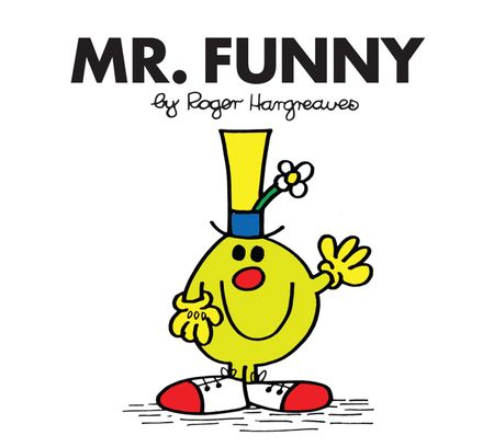 Mr. Funny (Mr. Men Classic Library) - Roger Hargreaves