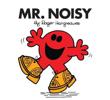 Mr. Noisy (Mr. Men Classic Library) - Roger Hargreaves
