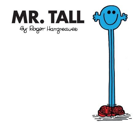 Mr. Tall (Mr. Men Classic Library) - Roger Hargreaves