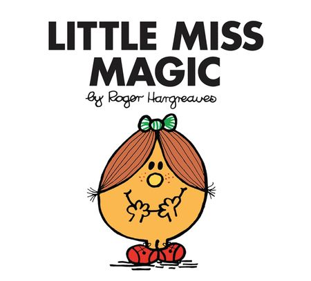 Little Miss Magic (Little Miss Classic Library) - Roger Hargreaves