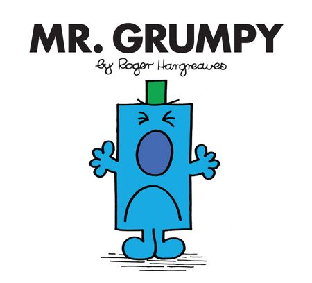 Mr. Grumpy (Mr. Men Classic Library) - Roger Hargreaves