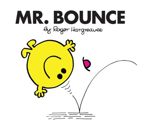 Mr. Bounce (Mr. Men Classic Library) - Roger Hargreaves