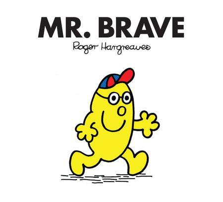 Mr. Brave (Mr. Men Classic Library) - Roger Hargreaves