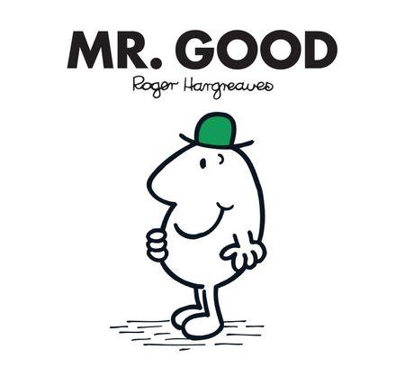 Mr. Good (Mr. Men Classic Library) - Roger Hargreaves