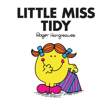 Little Miss Tidy (Little Miss Classic Library) - Roger Hargreaves