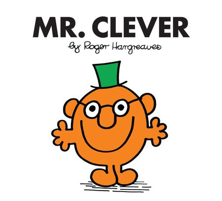Mr. Clever (Mr. Men Classic Library) - Roger Hargreaves