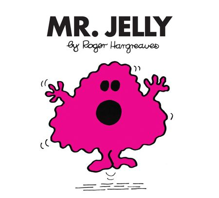Mr. Jelly (Mr. Men Classic Library) - Roger Hargreaves