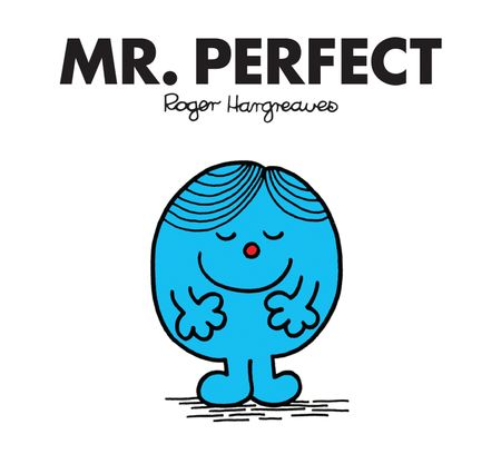 Mr. Perfect (Mr. Men Classic Library) - Adam Hargreaves