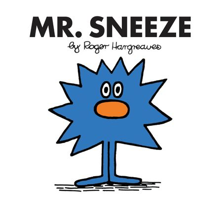 Mr. Sneeze (Mr. Men Classic Library) - Roger Hargreaves
