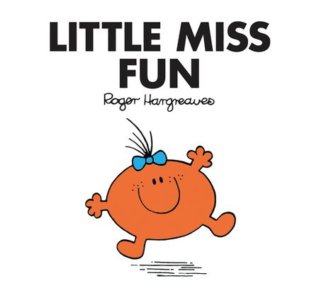Little Miss Fun (Little Miss Classic Library) - Roger Hargreaves
