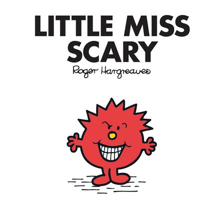Little Miss Scary (Little Miss Classic Library) - Adam Hargreaves