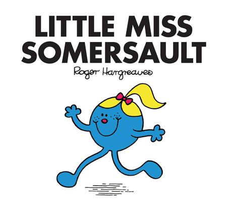 Little Miss Somersault (Little Miss Classic Library) - Roger Hargreaves