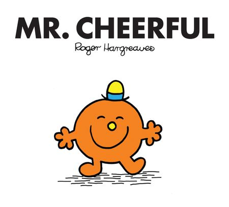 Mr. Cheerful (Mr. Men Classic Library) - Roger Hargreaves
