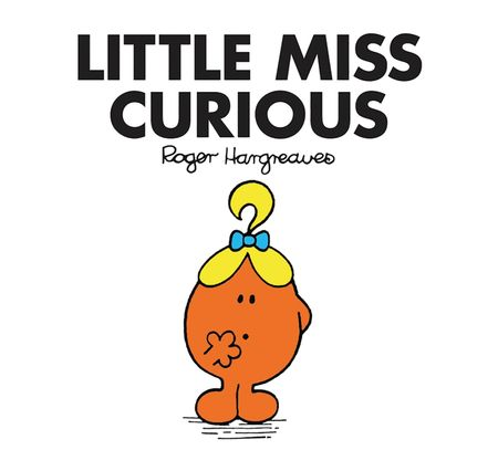 Little Miss Curious (Little Miss Classic Library) - Roger Hargreaves