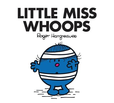 Little Miss Whoops (Little Miss Classic Library) - Adam Hargreaves