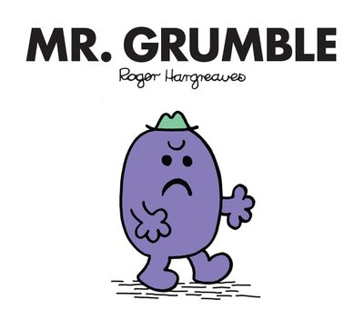 Mr. Grumble (Mr. Men Classic Library) - Roger Hargreaves