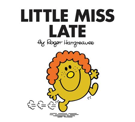 Little Miss Late (Little Miss Classic Library) - Roger Hargreaves